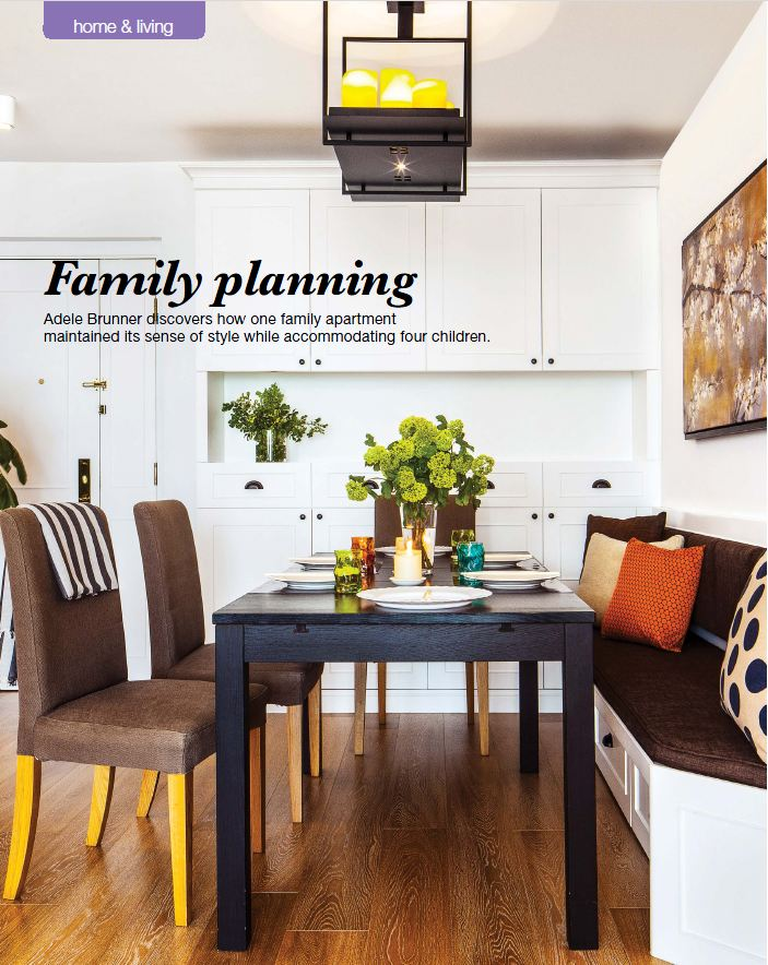 Family Planning | Mid-levels Magazine | Oct 2016
