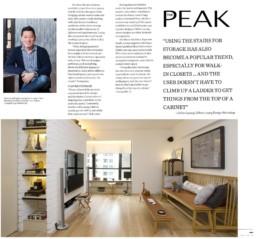 PEAK Magazine CL Interview Jul 2015 Issue