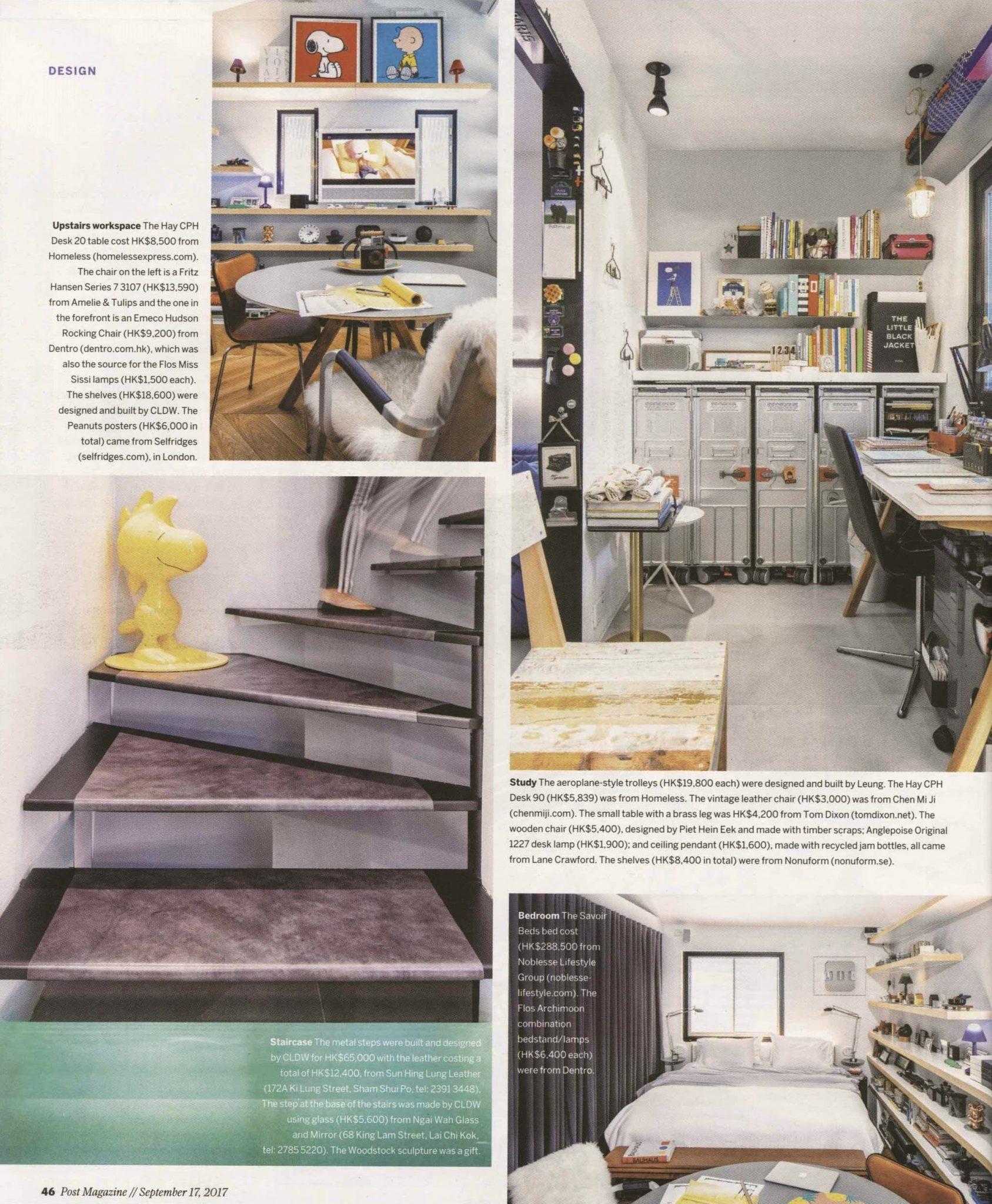 weekend retreat scmp post magazine sept 2017 clifton leung design workshop. Black Bedroom Furniture Sets. Home Design Ideas