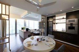 Home Design HK-Ultima-Dining Room