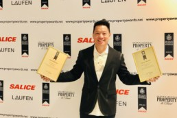Asia Pacific Property Awards ceremony 01