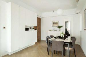 Minimal Interior Design HK-The Pavilia Hill-Dining Room