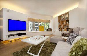 Home Design HK-Tregunter Tower-Living Room