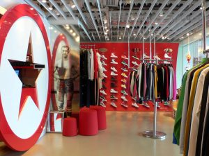 Interior Design HK-Fashion Store Design