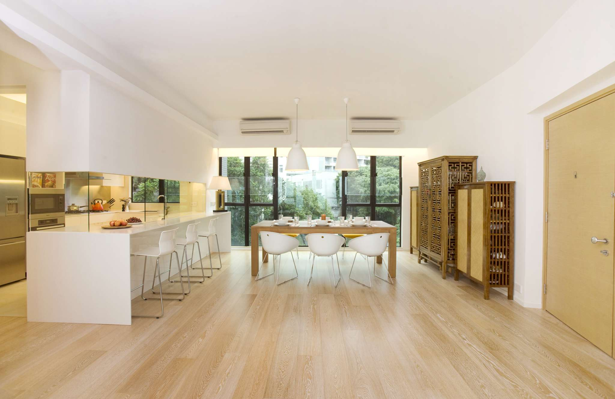Modern Interior Design HK-Royalton-Dining Room