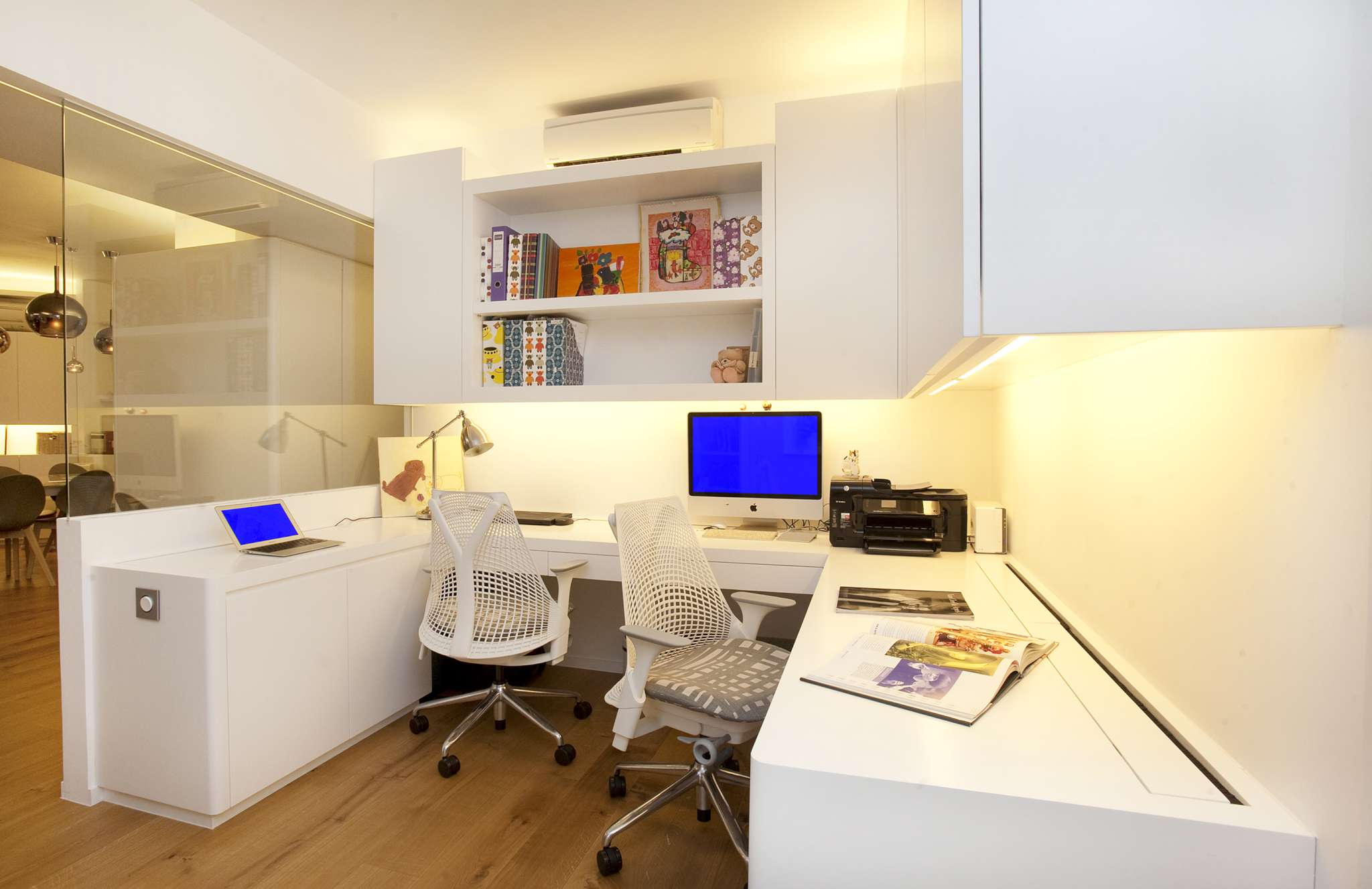 Home Design HK-Tregunter Tower-Study Room
