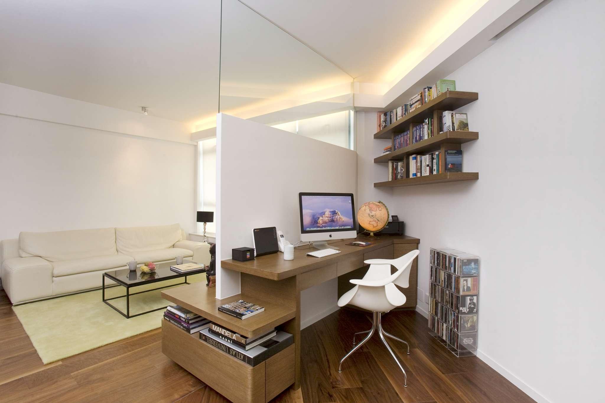 Modern Interior Design HK-Robinson Place-Open Study