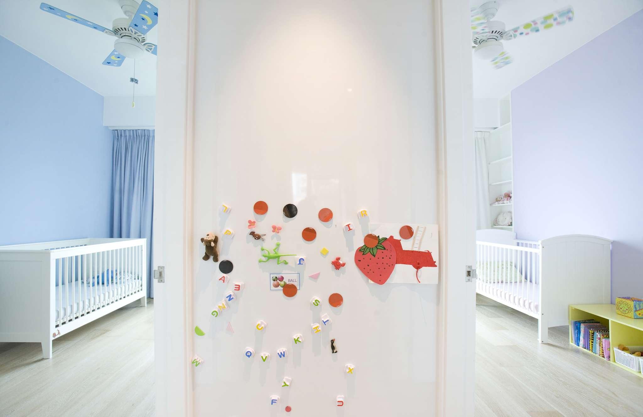 Modern Interior Design HK-Royalton-Kid's Bedroom