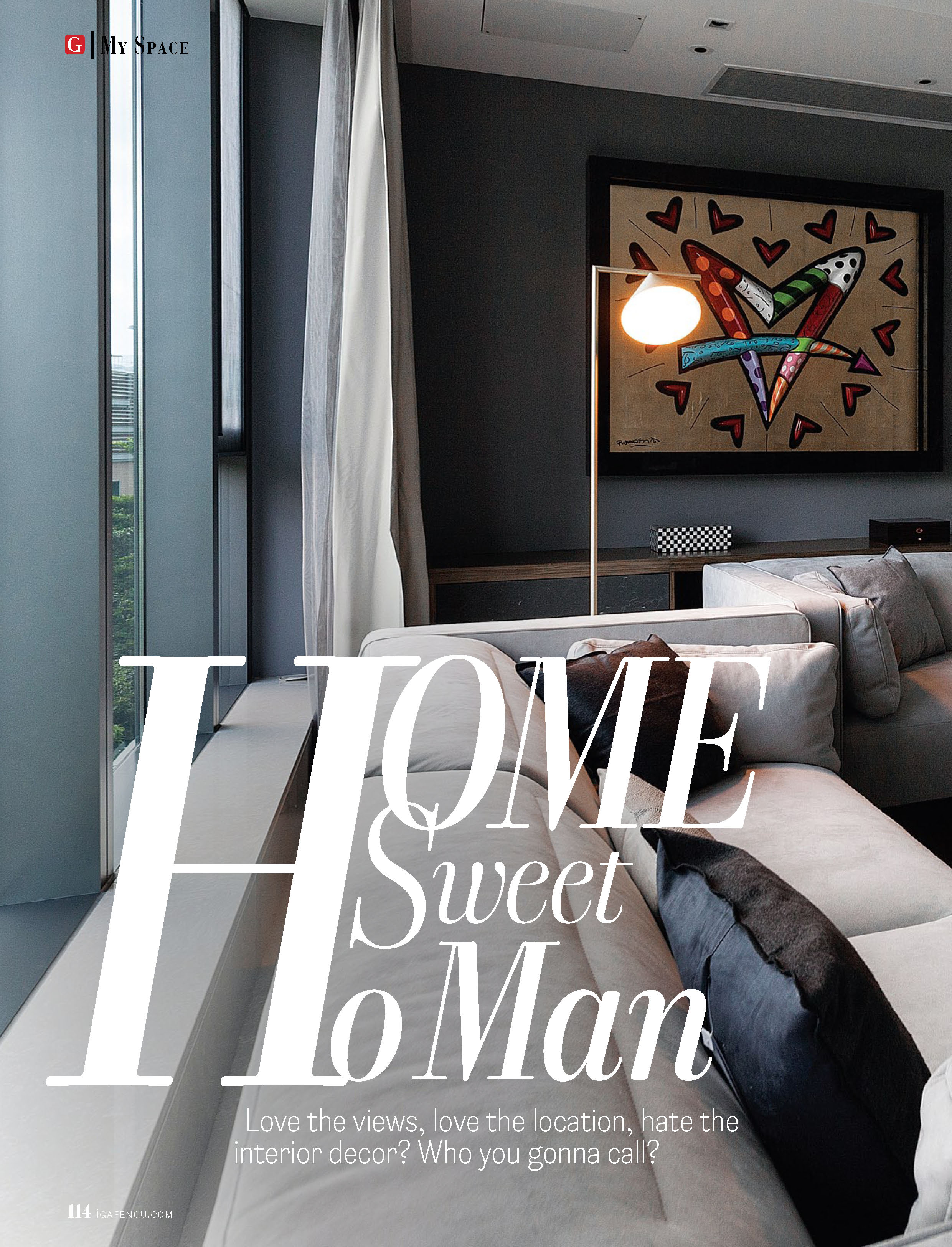 Hotel Style Home | Gafencu | March 2019 Issue - page1