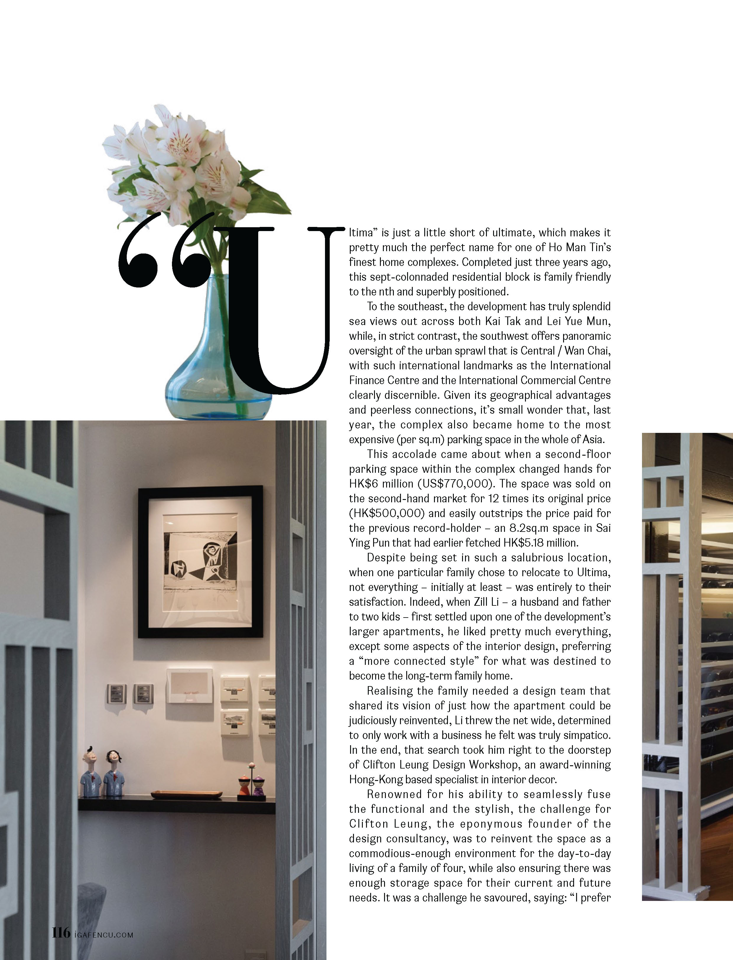 Hotel Style Home | Gafencu | March 2019 Issue - page3