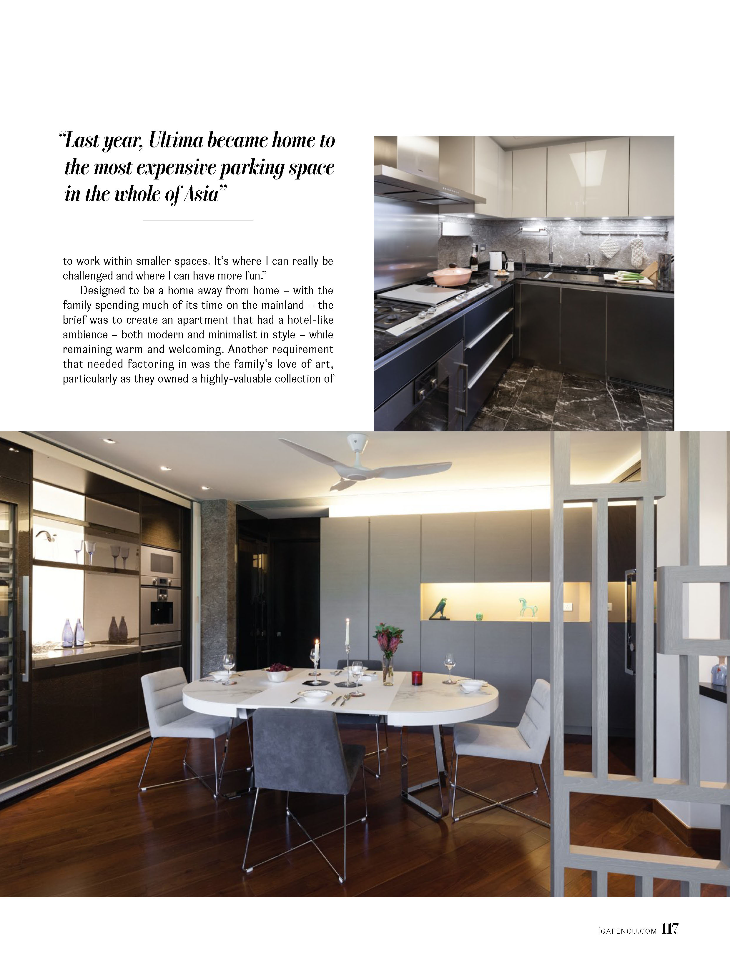 Hotel Style Home | Gafencu | March 2019 Issue - page4