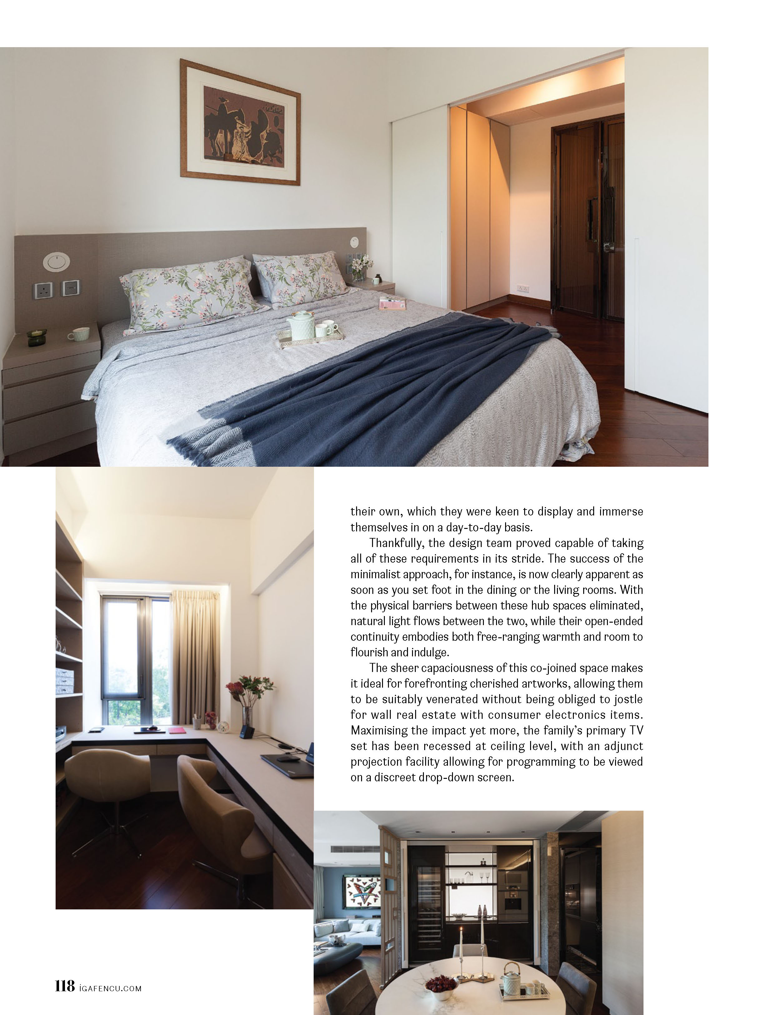 Hotel Style Home | Gafencu | March 2019 Issue - page5