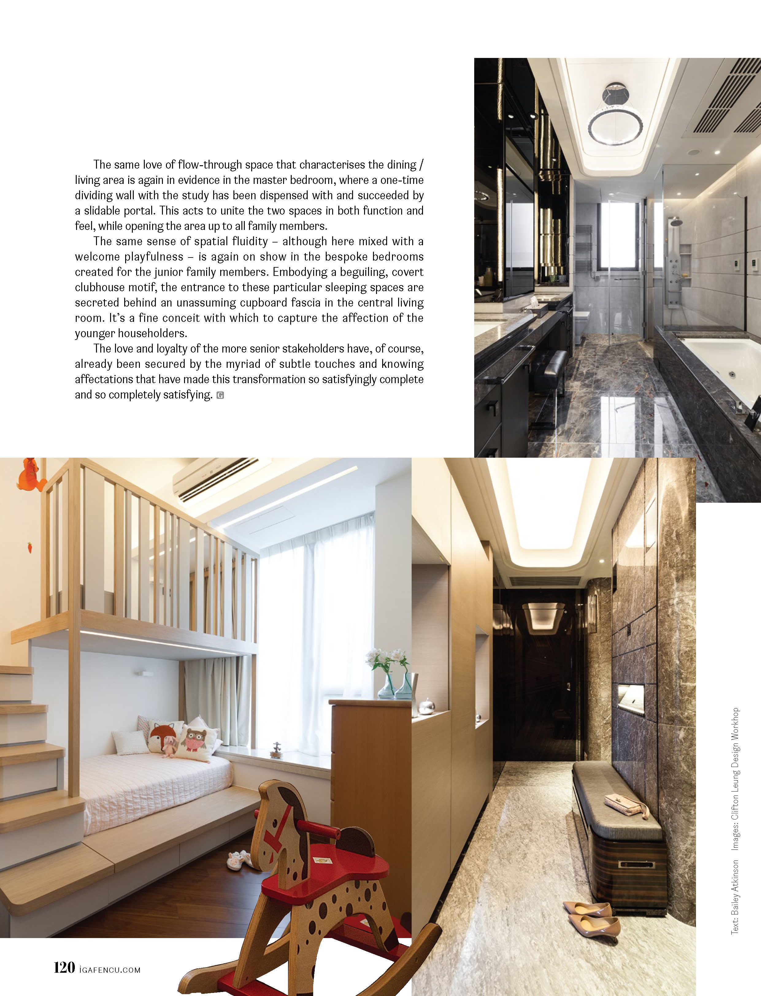 Hotel Style Home | Gafencu | March 2019 Issue - page6