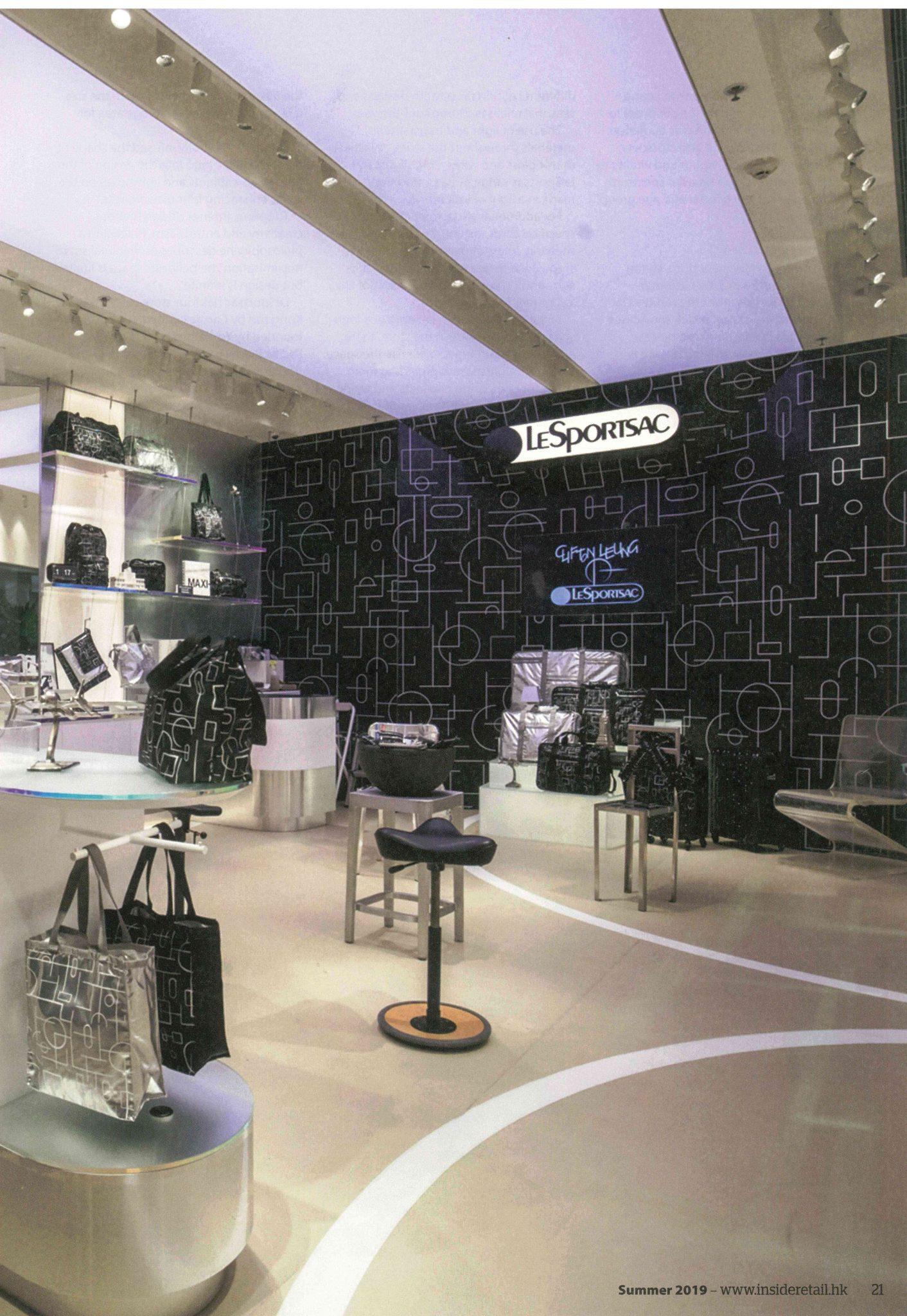 Clifton Leung X LeSportsac Inside Retail June 2019-5