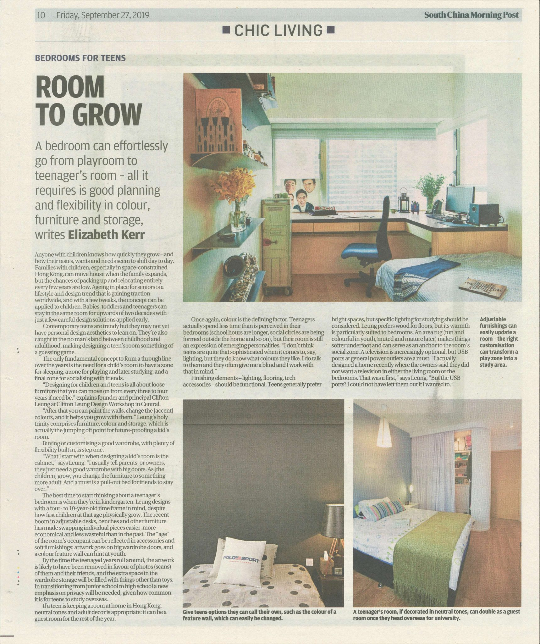 SCMP Chic Living_Teens Bedroom & Kitchen Trends (2)