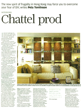Chattel Prod | SCMP | Jan 2010