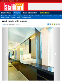 Mirrors at Home The Standard Nov 2019 0 f