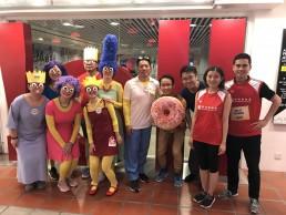 Running Oi Man Charity Race 4