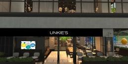 Unkies Café 1