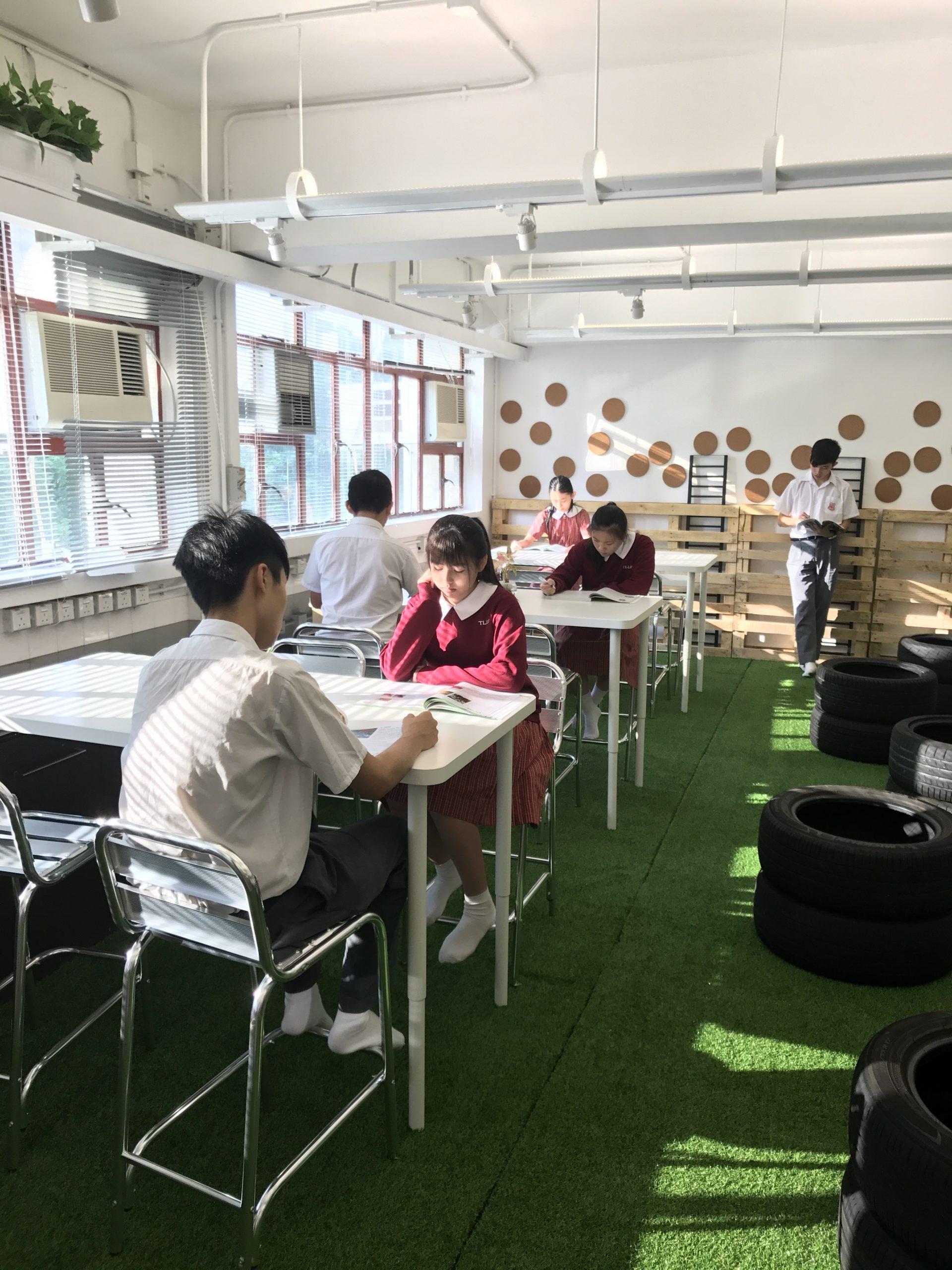 cosy and comfortable school designs 9