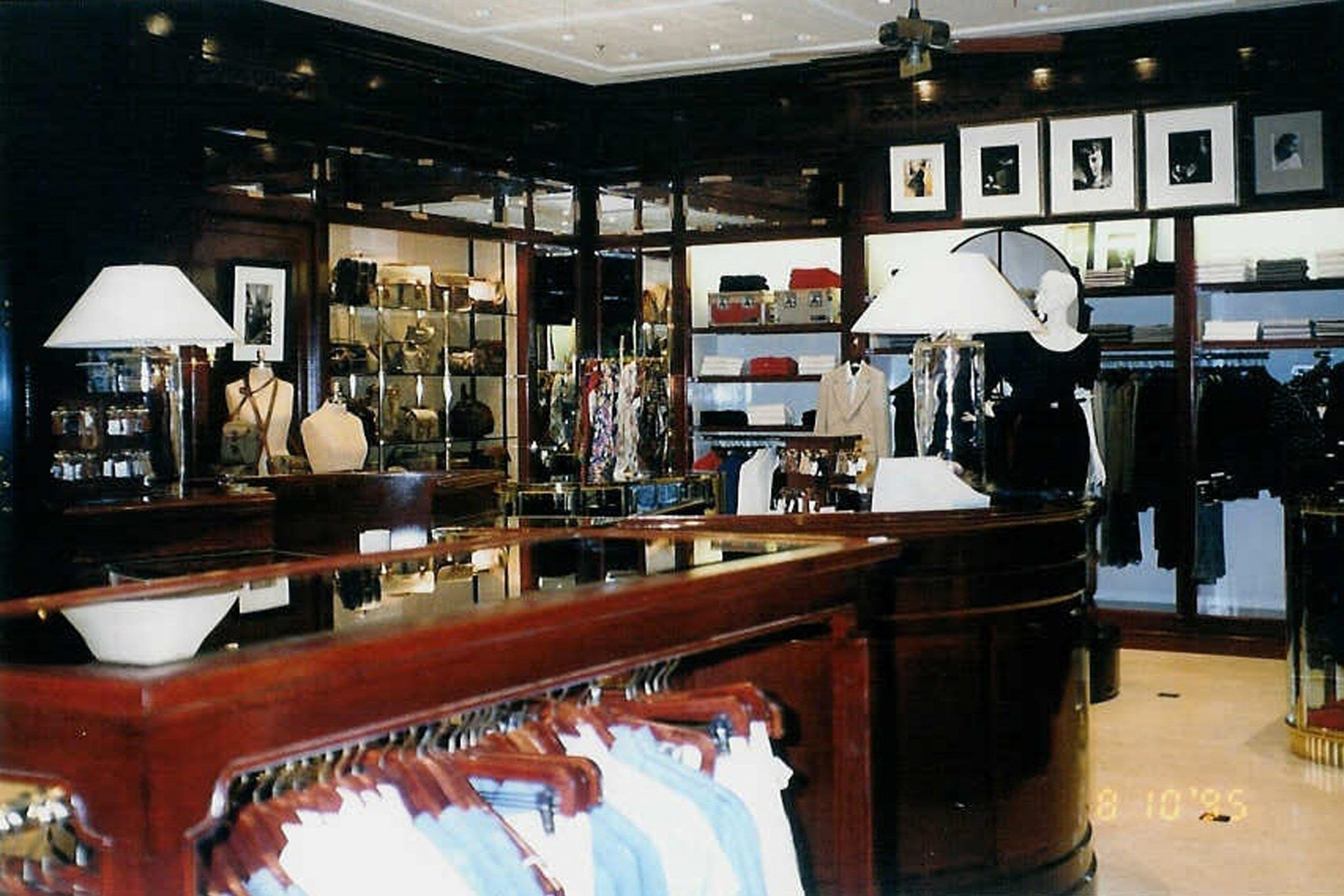Polo Ralph Lauren Retail Store – Toronto