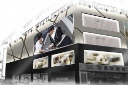 01of05 InteriorDesignHK FashionStoreDesign