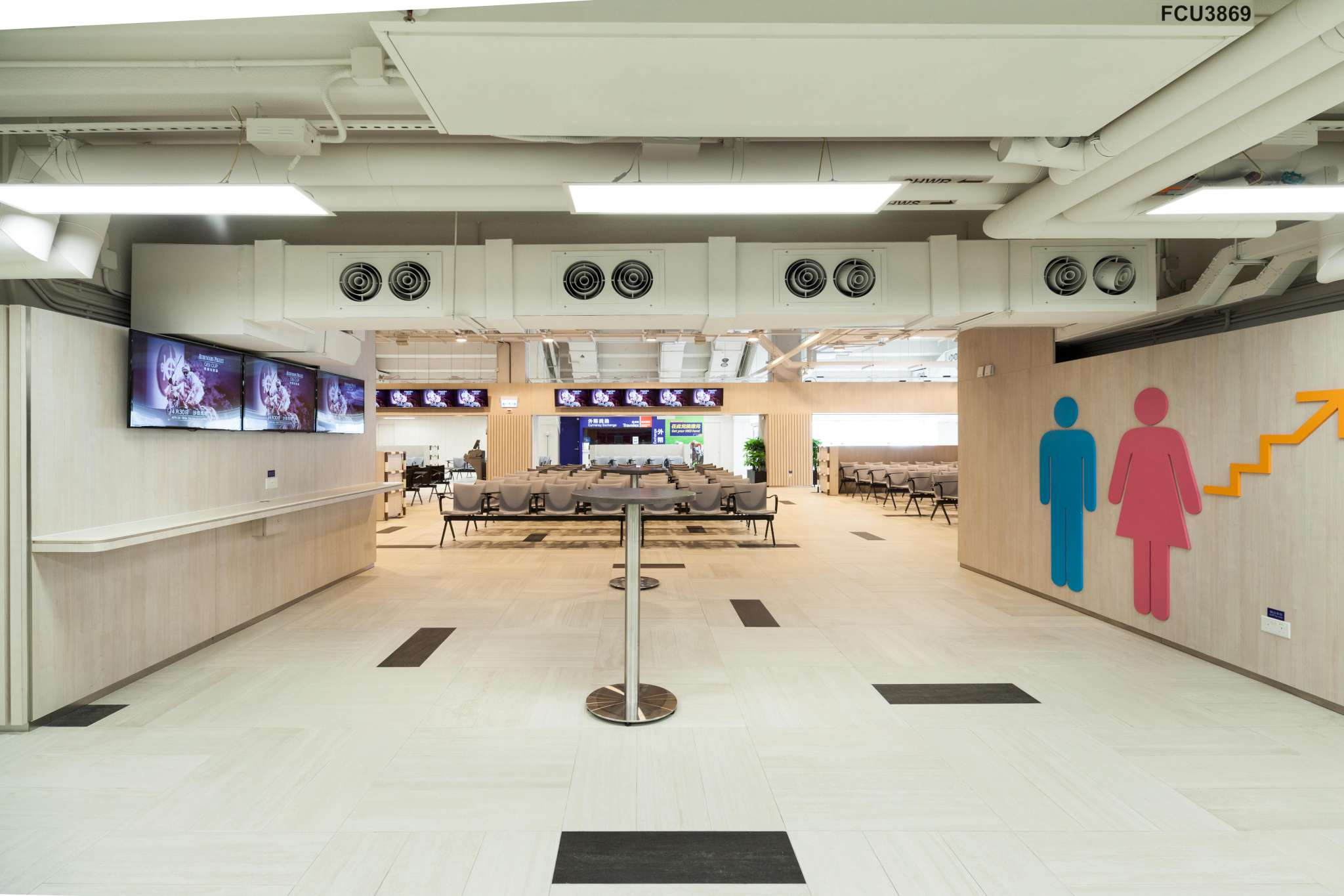 hkjc tourist zone clifton leung design workshop. Black Bedroom Furniture Sets. Home Design Ideas