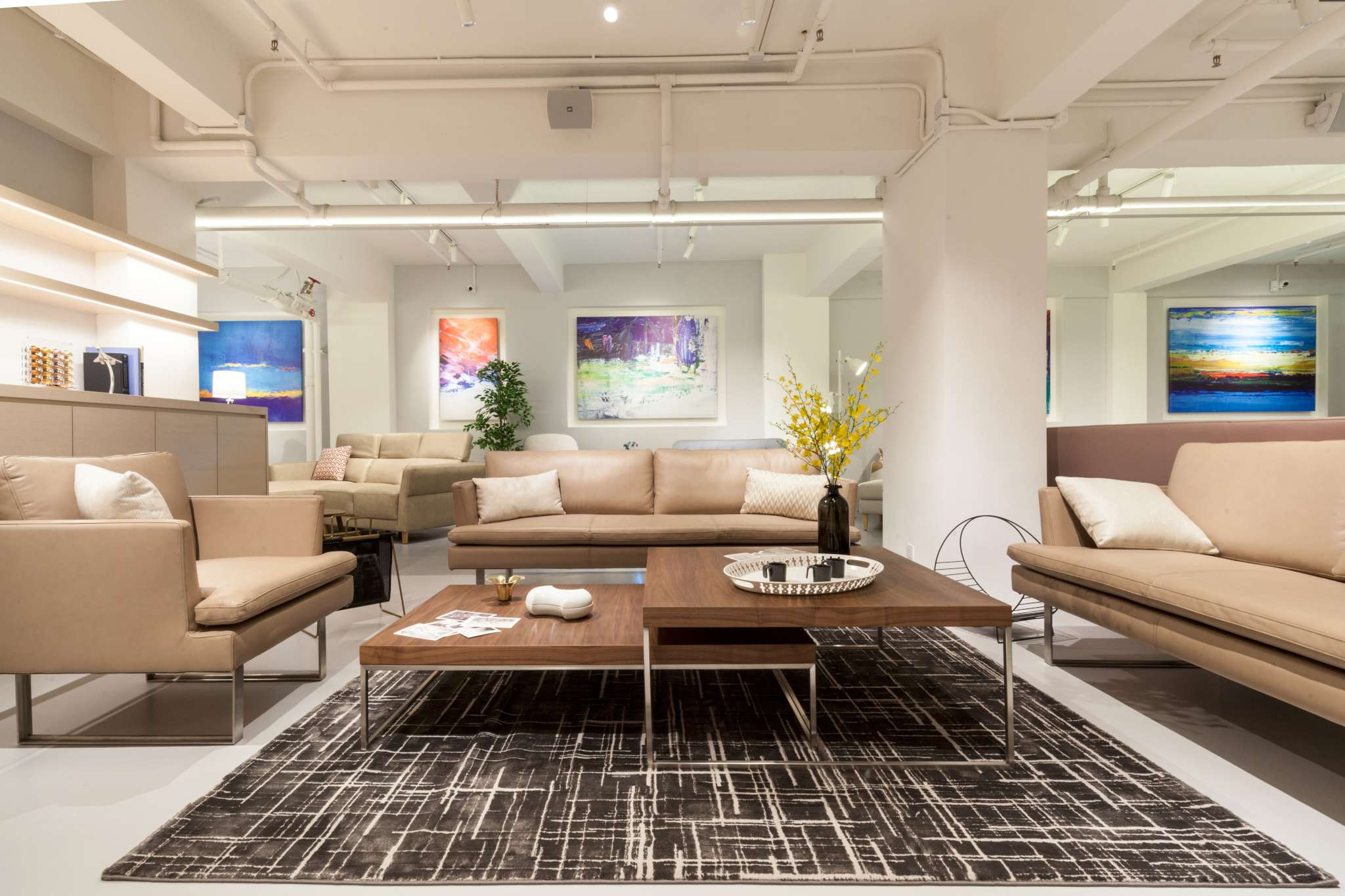 morrisofa concept store clifton leung design workshop. Black Bedroom Furniture Sets. Home Design Ideas