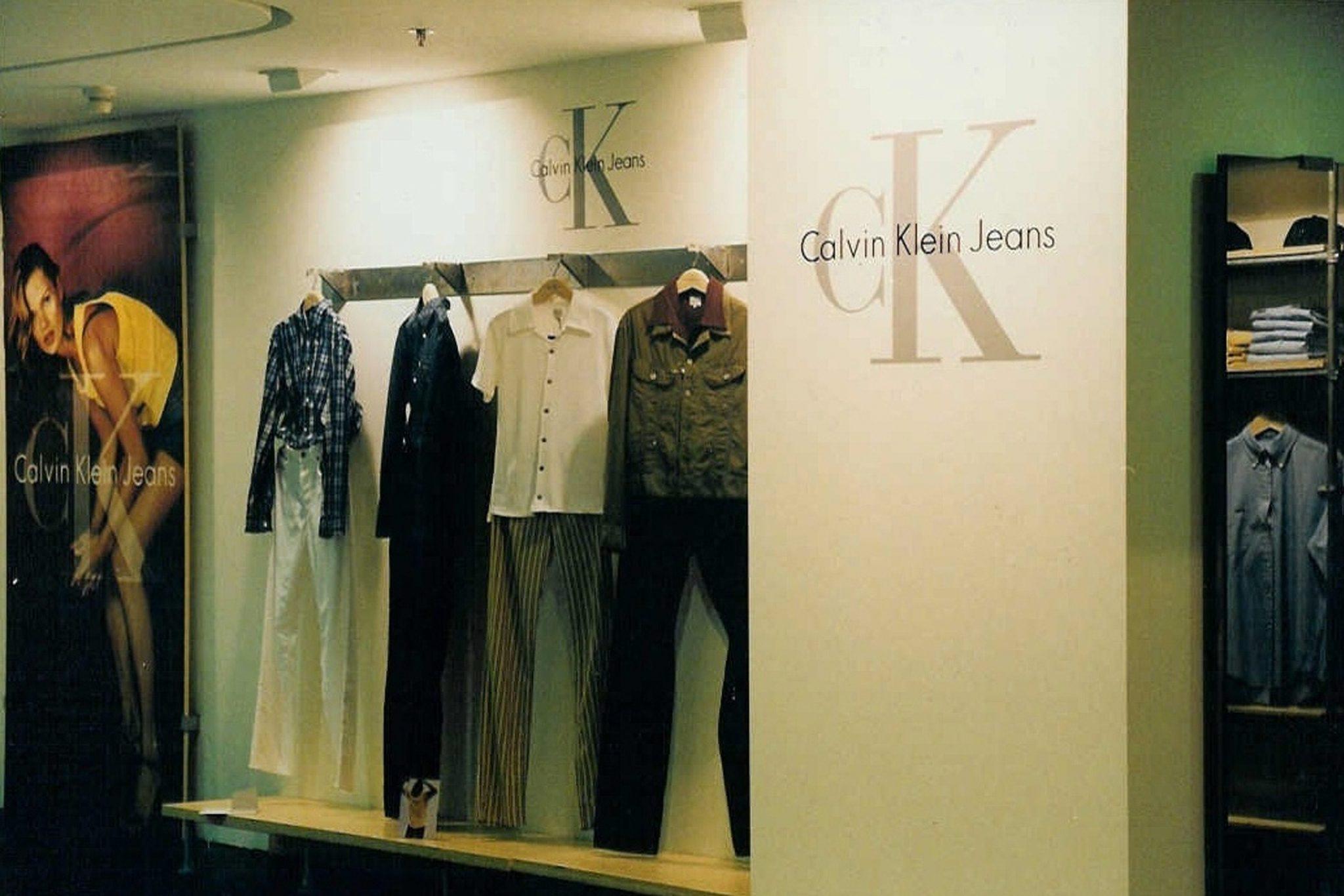 Calvin Klein – Causeway Bay