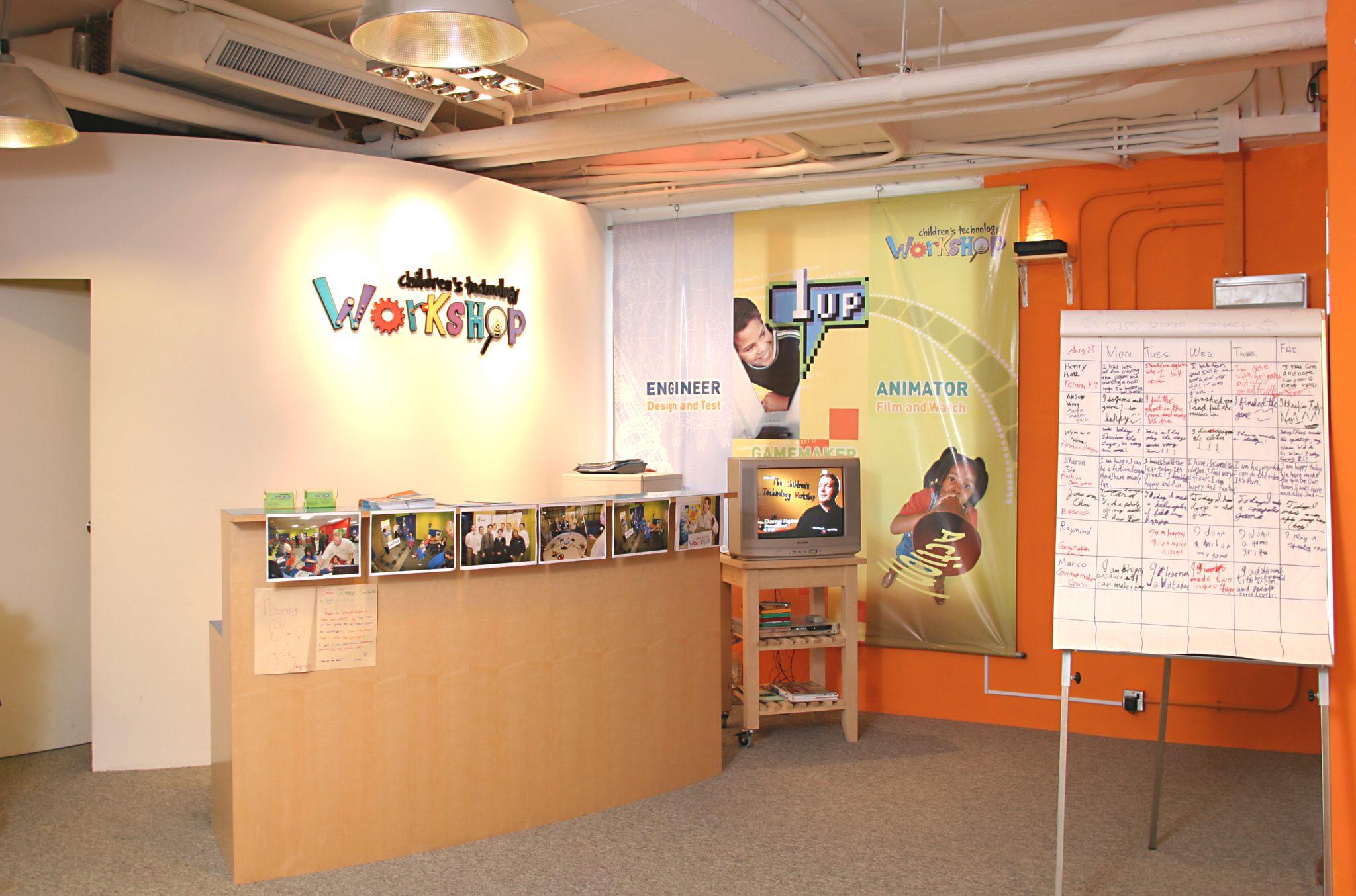 Children Technology Workshop