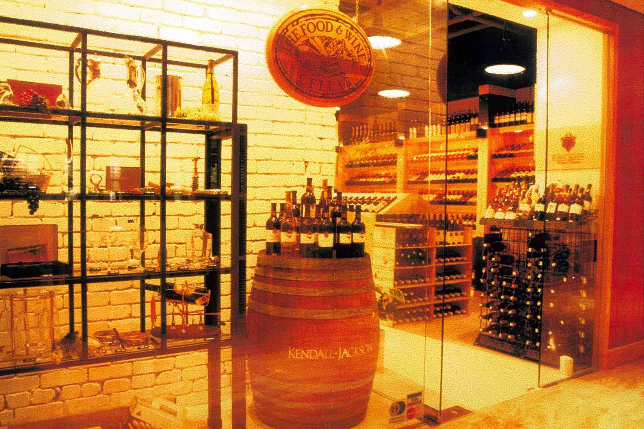 Food & Wine Cellar Retail Store – Happy Valley